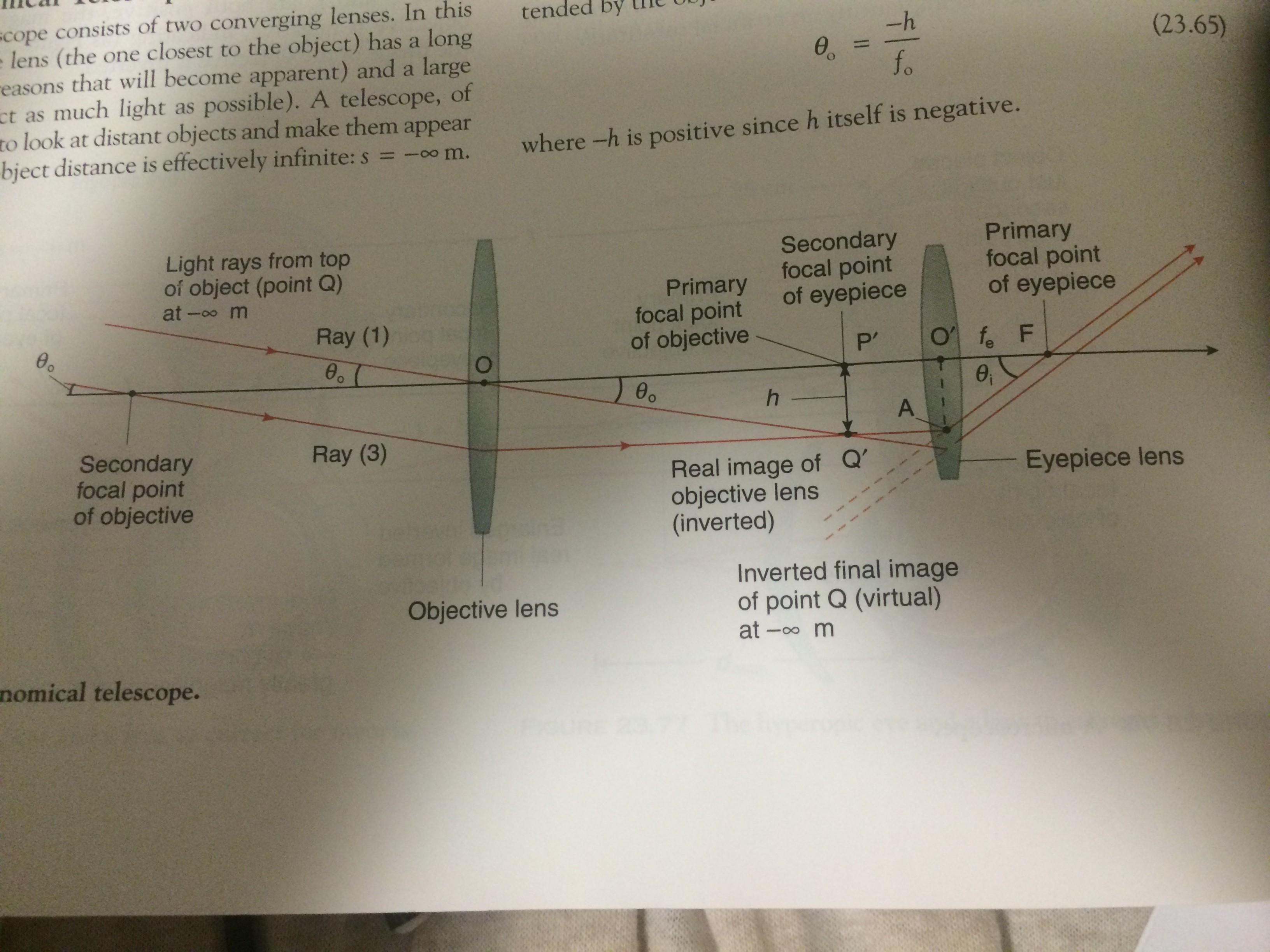 Lens u2013 physics 114 @ w&l